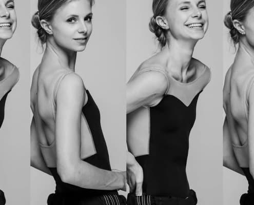 Balletdanser Ida Praetorius