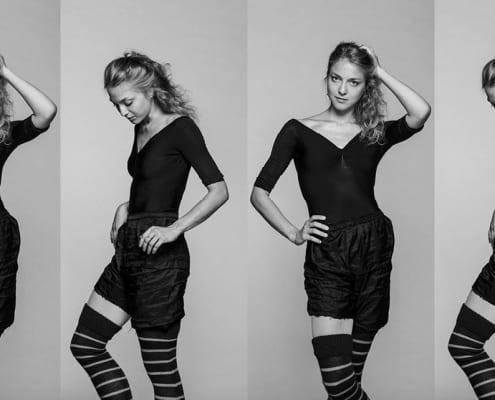 Kongelig balletdanser Astrid Elbo