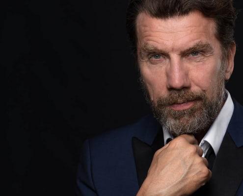 Skuespiller Jesper lohmann