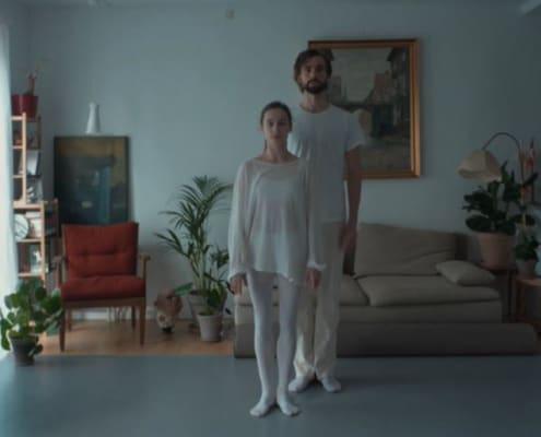 Fra dansevideo Closer